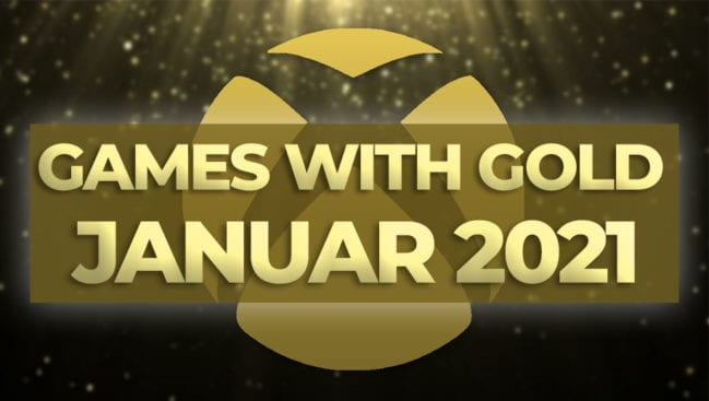 Games With Gold Januar 2021