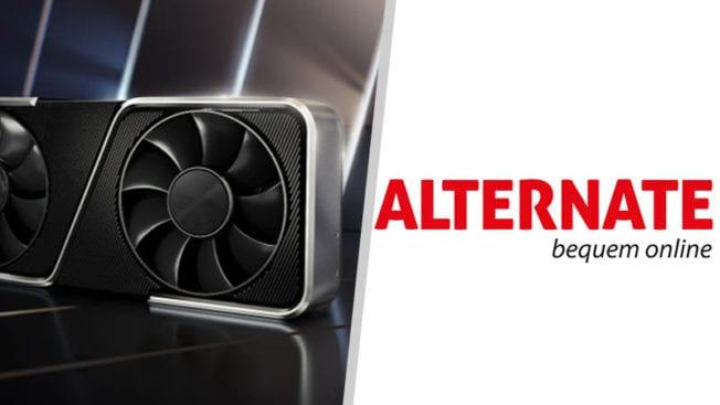 Geforce RTX 3060 Ti bei Alternate