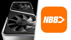 Geforce RTX 3060 bei Notebooksbilliger