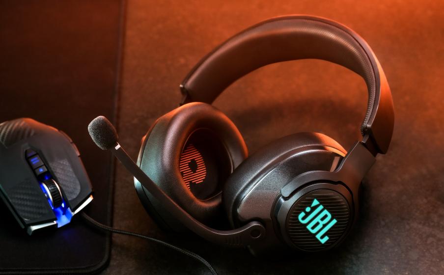 Keine Kompromisse: Quantum Gaming-Headsets von JBL