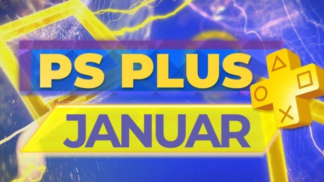 PlayStation Plus Januar 2021