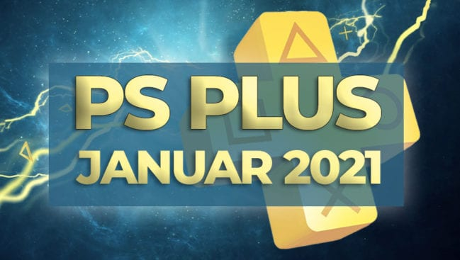 Januar 2021 - PS Plus Spiele gratis