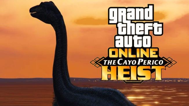 GTA Online - Monster von Loch Ness
