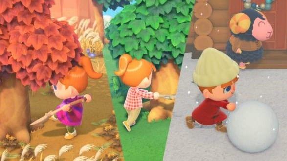 Animal Crossing: New Horizons Event-Kalender