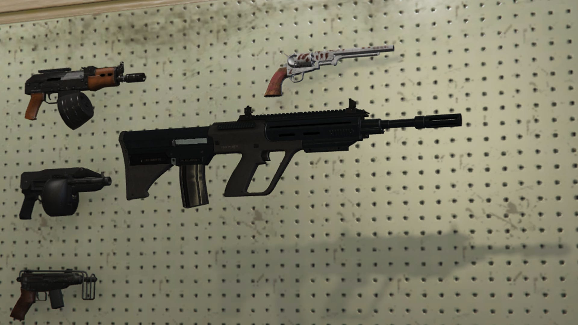 GTA Online - Military Rifle