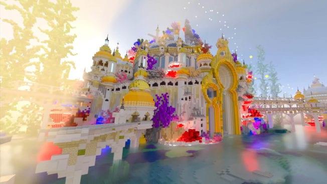 Minecraft RTX - Bilder