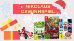 Gewinnspiel Nintendo PlayCentral Mario Kart Live: Home Circuit