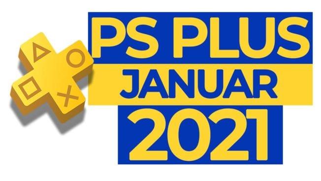 PS Plus - Januar 2021