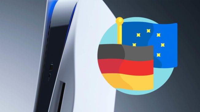 PS5 - Direktverkauf im deutschen PS Store