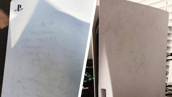 PS5 Faceplates: Unnormaler Schmutz (dreckig)