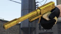 GTA Online - Perico Pistol