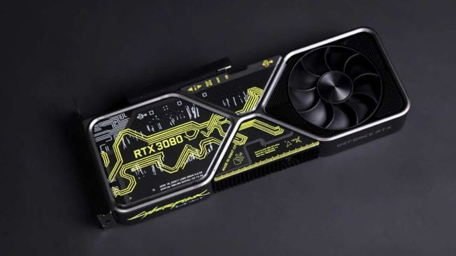 RTX 3080 - Cyberpunk 2077