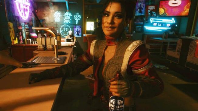 Romanzen in Cyberpunk 2077