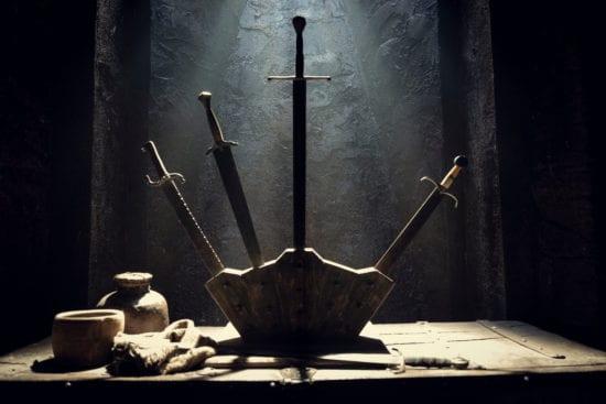 The Witcher Netflix Staffel 2 Schwerter