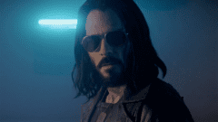 Cyberpunk 2077 Film Maul Cosplay