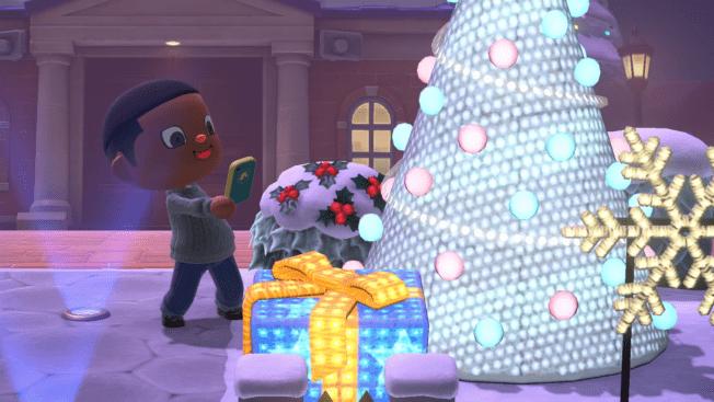 Animal Crossing New Horizons Dezember Update Neu
