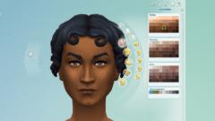 Die Sims 4 Maxis EA Schieberegler