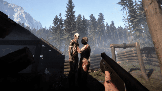 Sons of the Forest The Forest 2 Gameplay Release