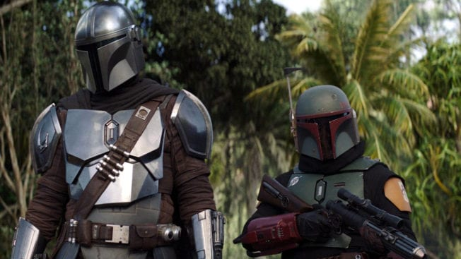The Mandalorian Rangers-Spin-off