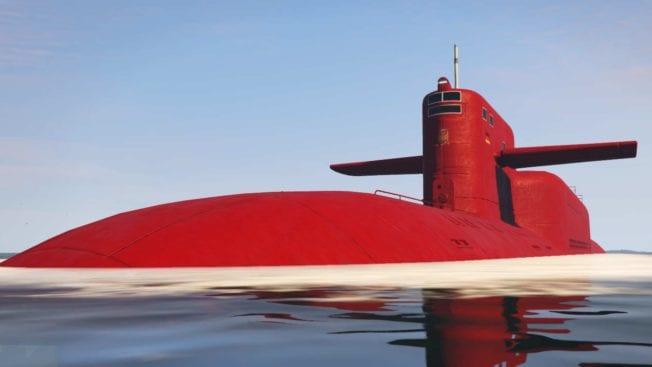 GTA Online - Kosten für das U-Boot
