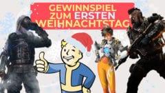 Gewinnspiel Overwatch Koch Media Fallout COD