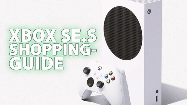 Xbox Series S - Shopping-Guide Konsole kaufen