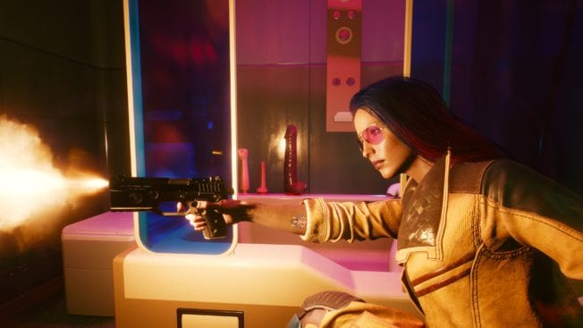 Cyberpunk 2077 - Dildos - Bild 1