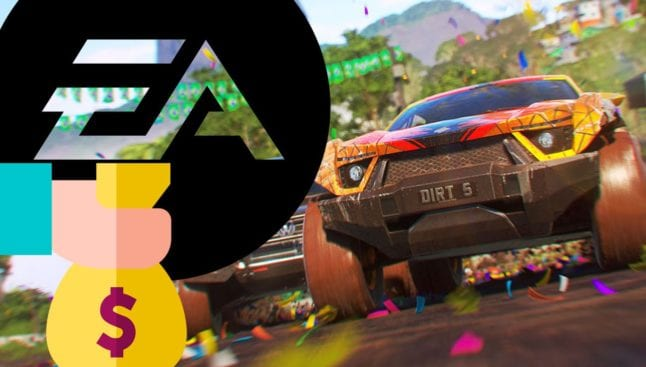 EA Codemasters Electronic Arts Übernahme Take-TWo