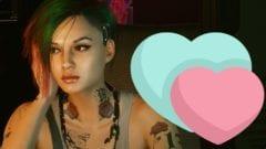 Cyberpunk 2077 Romanzen Romantik Liebe