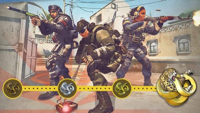 CS:GO Operation Broken Fang Counter-Strike
