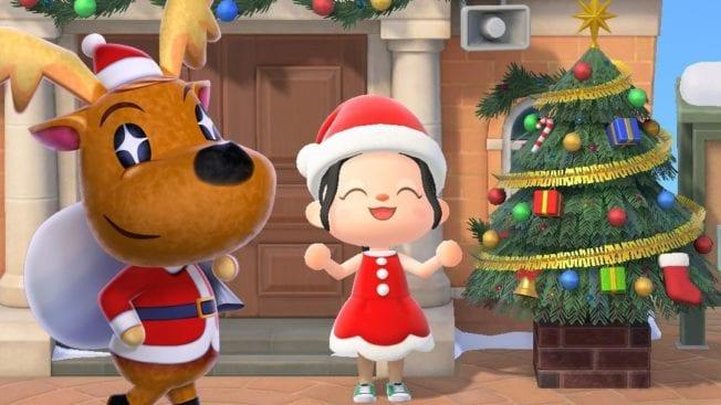 Animal Crossing New Horizons Spielzeugtag Weihnachten Geschenke