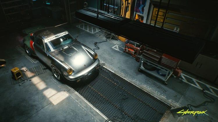 So erhaltet ihr in Cyberpunk 2077 Johnny Silverhands Porsche - Guide (Lösung)