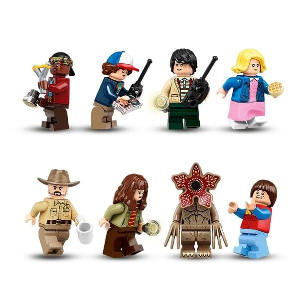 Stranger Things LEGO Figuren