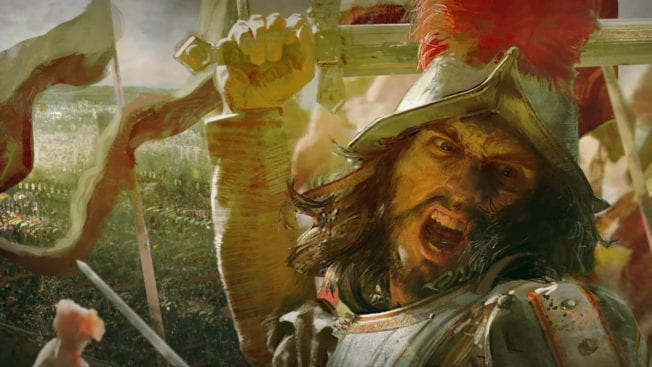 Age of Empires 4 - Bilder (Cutscene, Trailer)