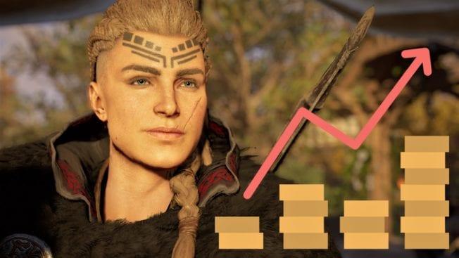 Assassin's Creed Valhalla Guide: Schnell Geld verdienen
