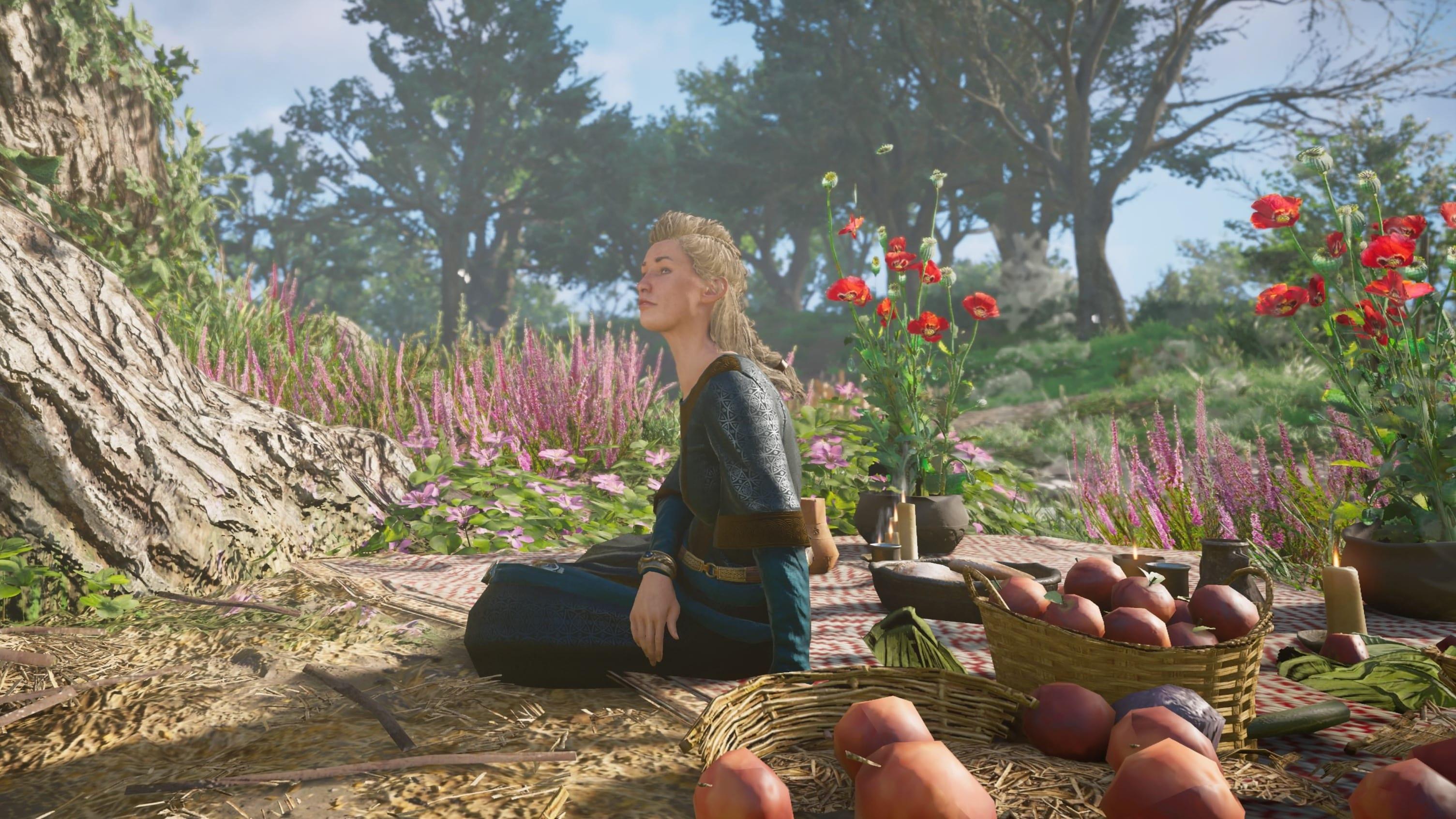Assassin's Creed Valhalla Gerhild oder Lork Estrid