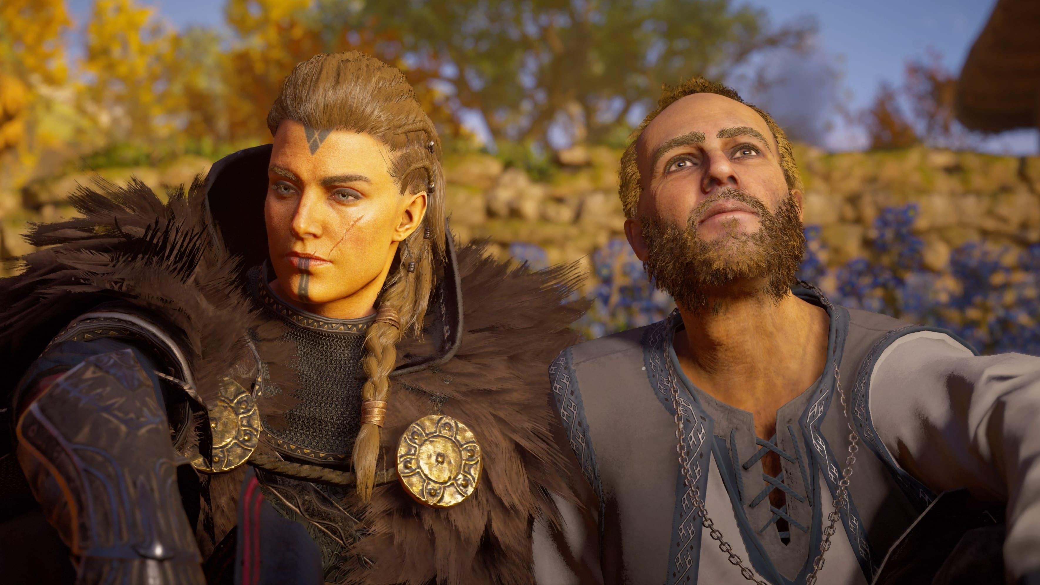 Assassin's Creed Valhalla Tewdwr Romanze