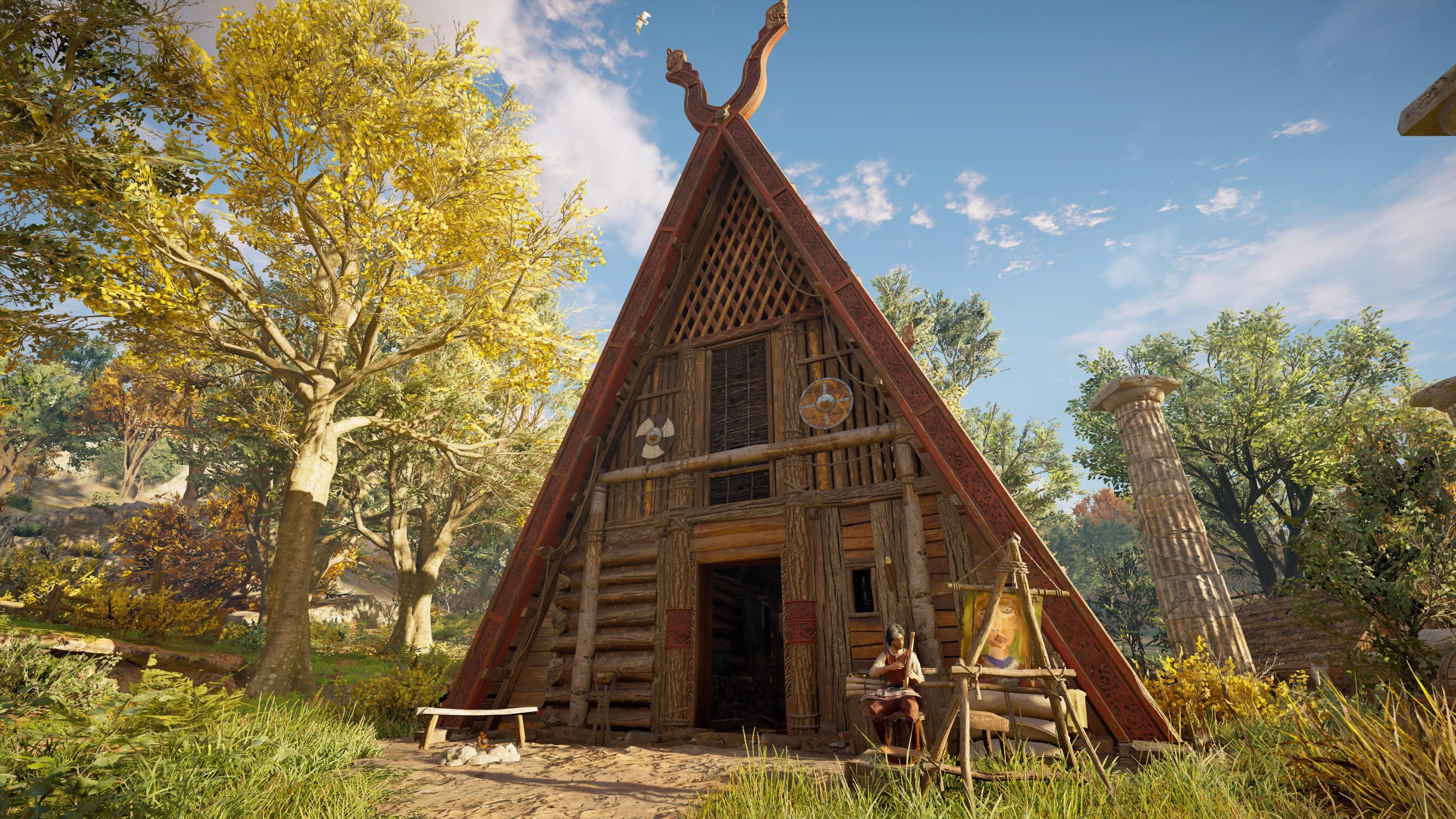 Assassin's Creed Valhalla Alvis und Holmgeirs Haus