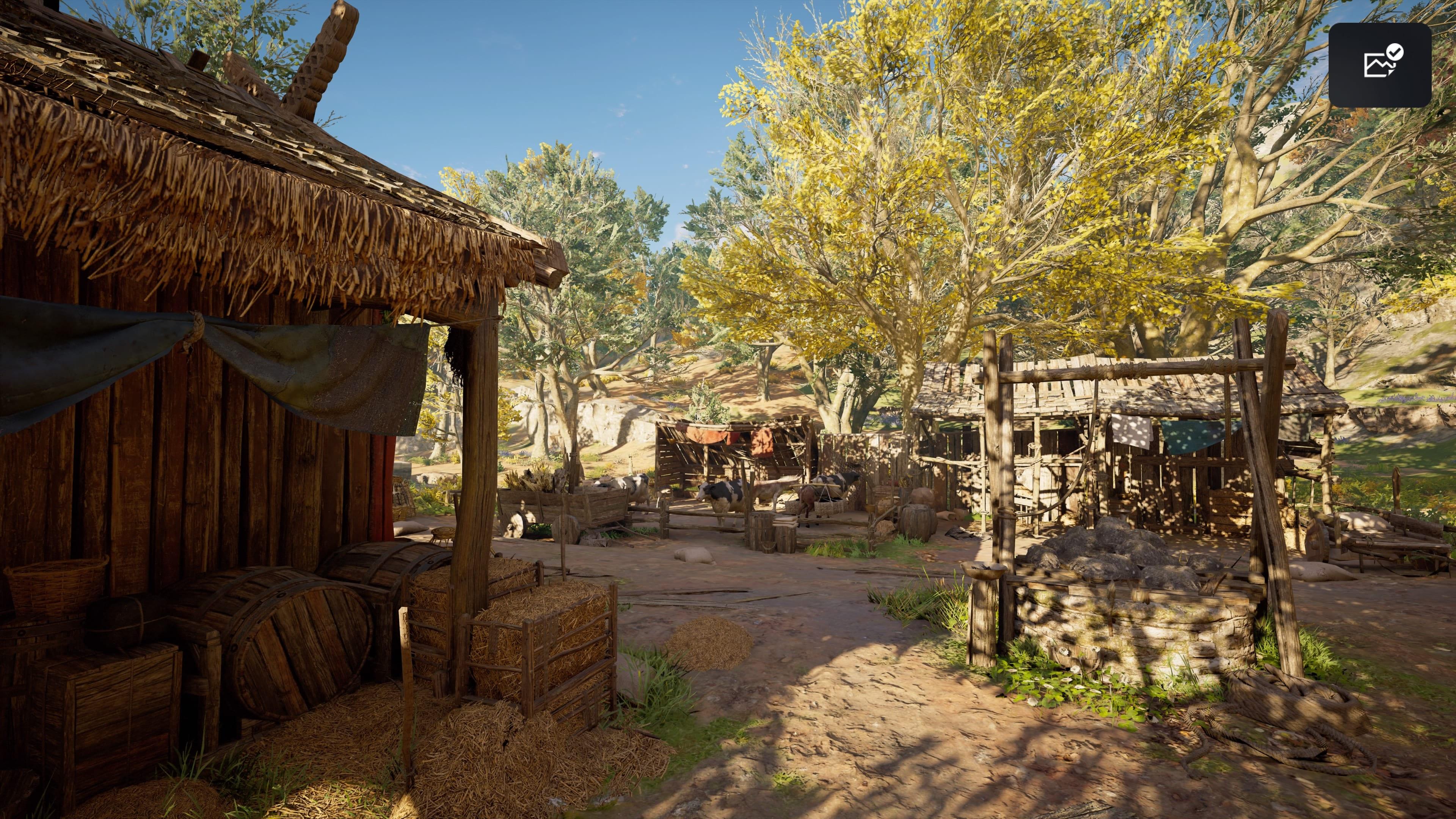 Assassin's Creed Valhalla Viehhof