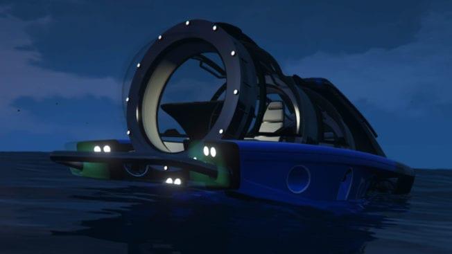 GTA Online - Avisa Kraken
