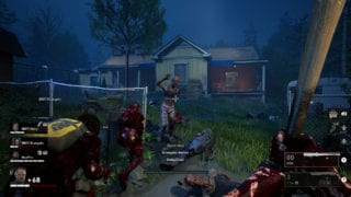 Back 4 Blood - Preview-Bilder (Waffen und Zombies)