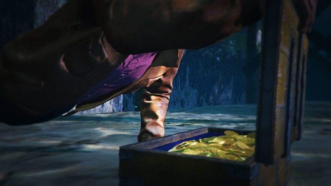 Cayo Perico GTA Online Schatztruhen