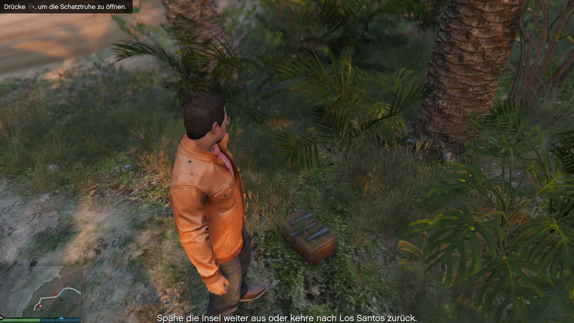 GTA Online - Schatztruhen
