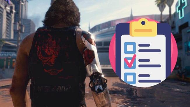 Cyberpunk 2077 - Einsteiger-Tipps und Tricks