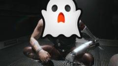Cyberpunk 2077 - Geist gesehen im toten NPC