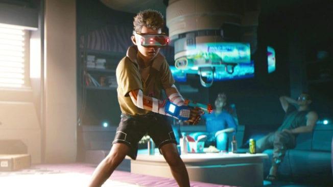 Cyberpunk 2077 - VR Mod Support