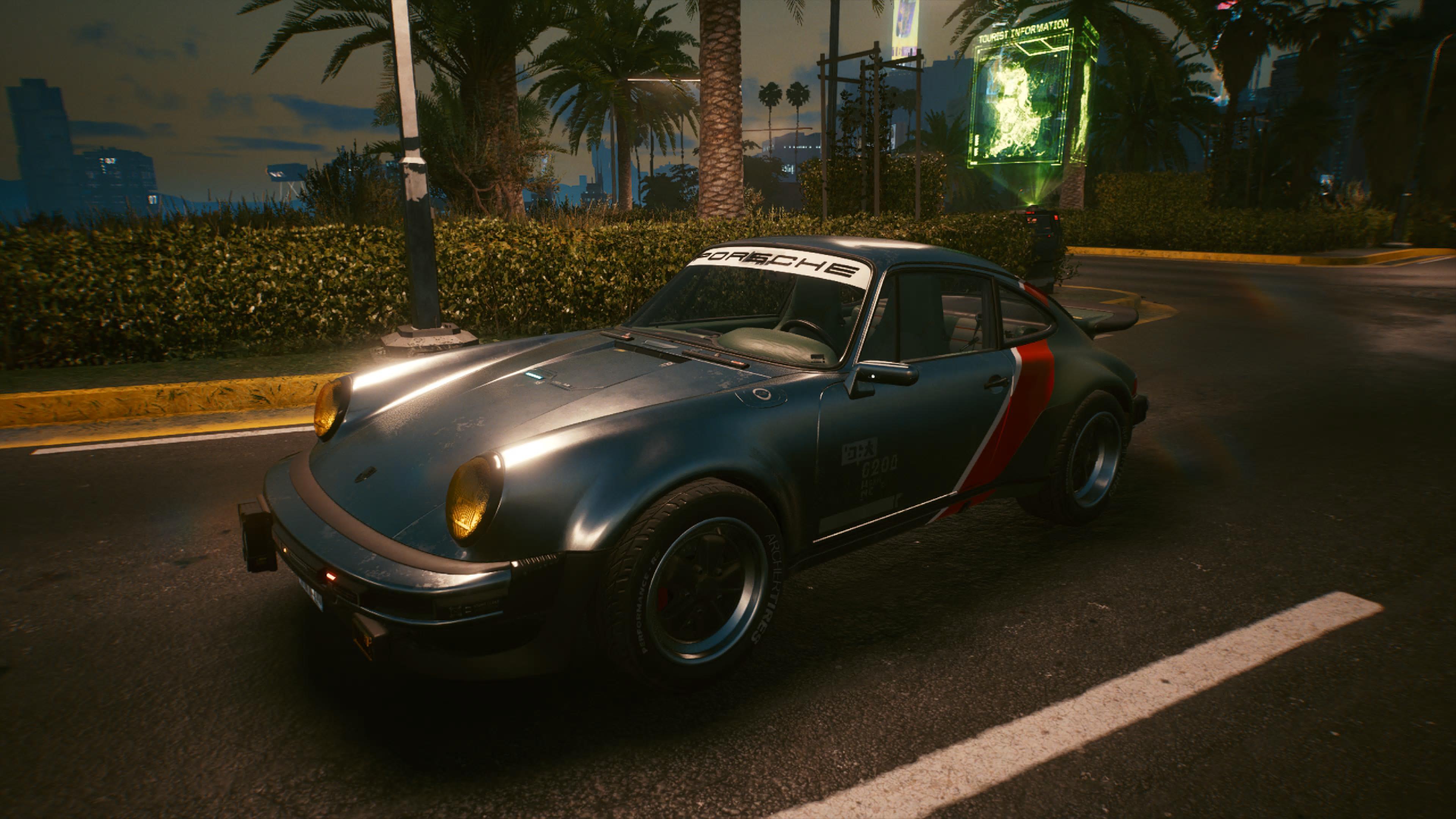 Auto von Johnny Silverhand