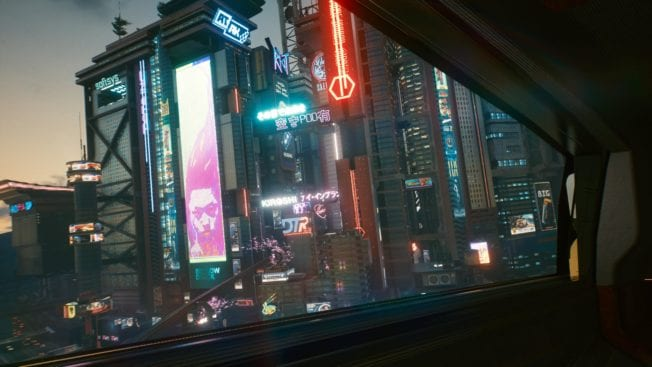 Das Leben in Night City - Alltag Bilder, Wallpaper, Screenshots