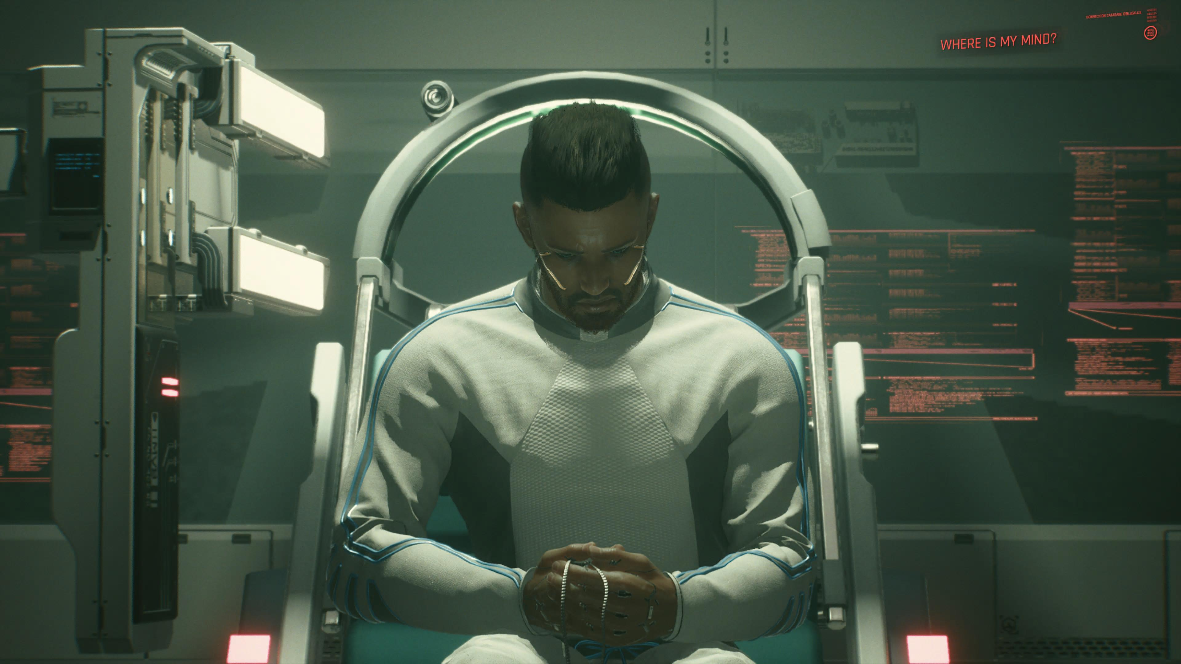 Where is my Mind? Cyberpunk 2077 Ende
