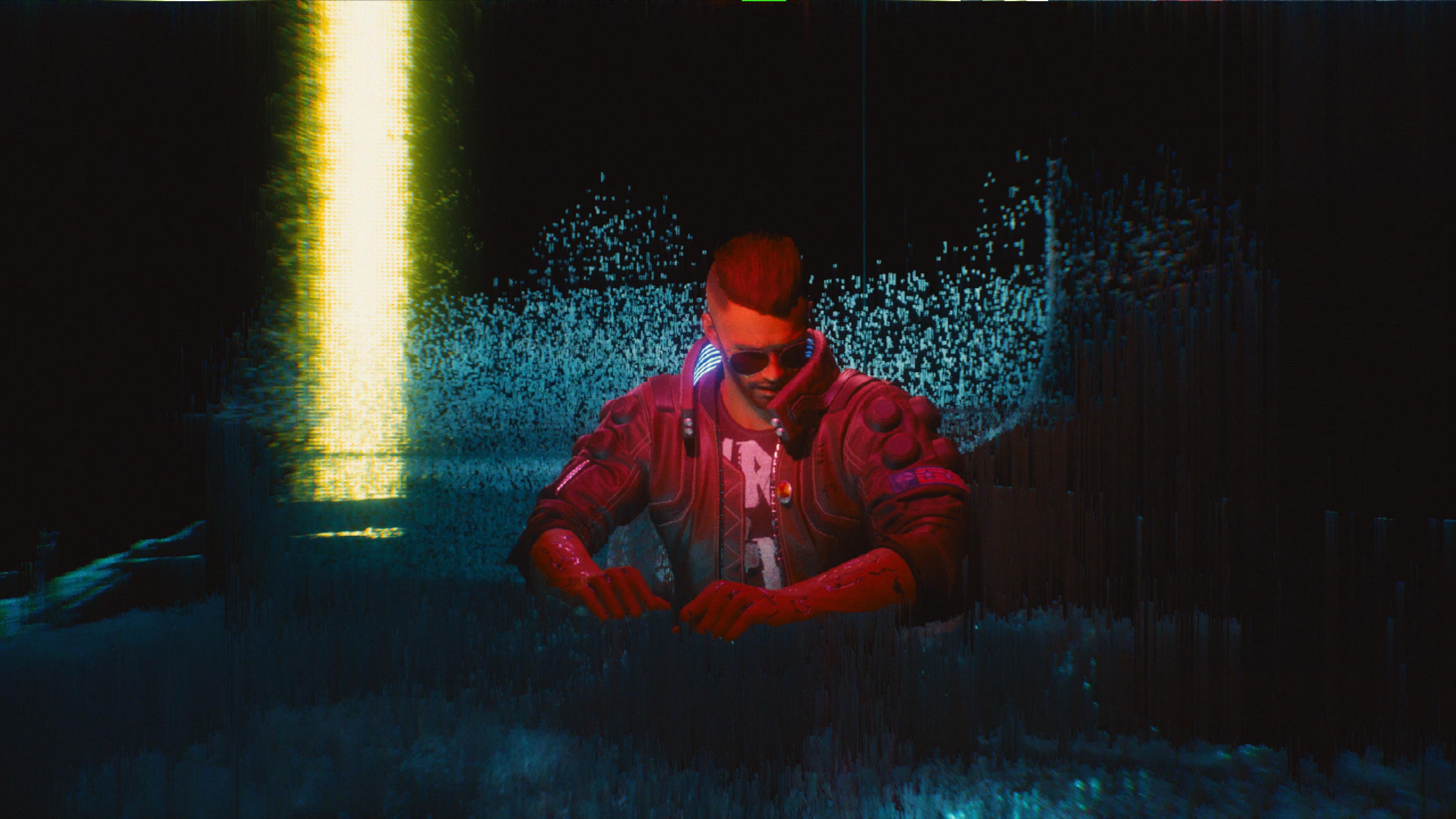 Cyberpunk 2077 - Ende - V oder Johnny